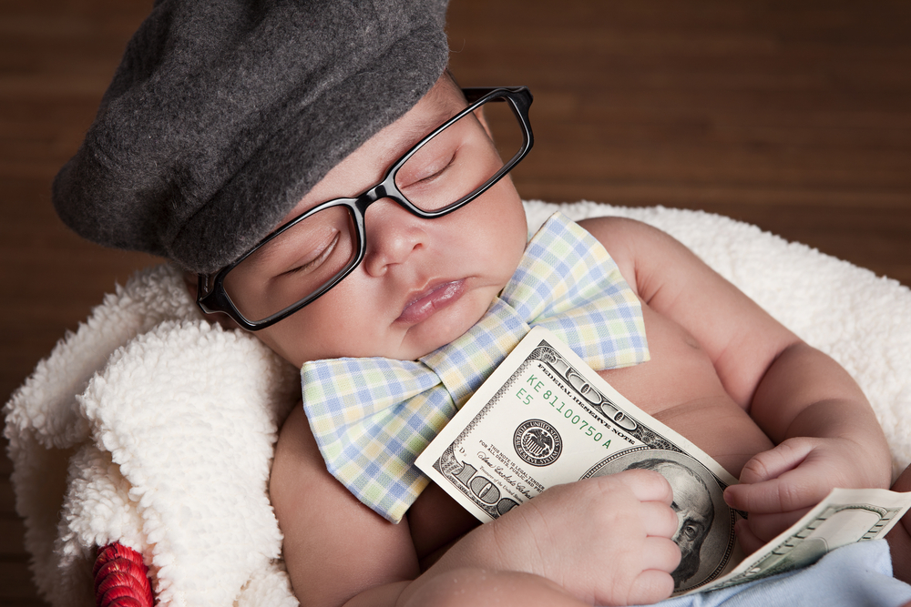 money saving tis on newborns