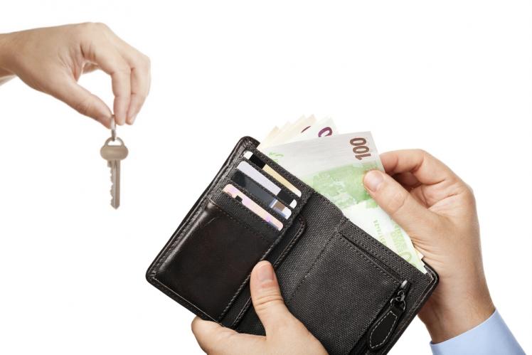 Rent money worries