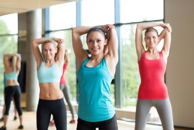 Make working out part of your daily routine