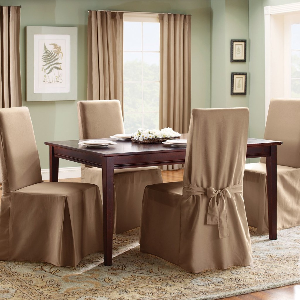 Dining-Chair-Slipcovers-Dining-room