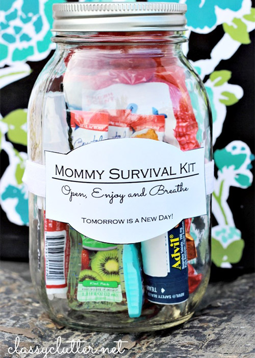 Mom Survival Kit