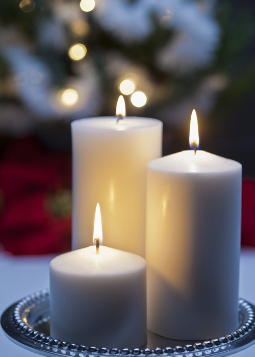Create Candle Clusters