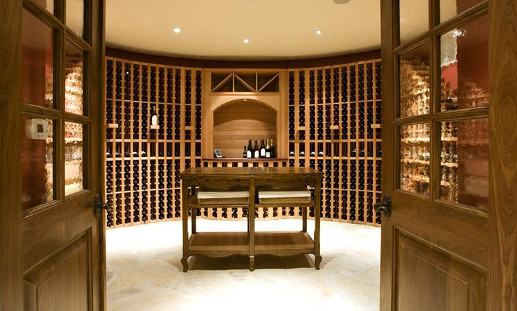 Wine Cellar Room