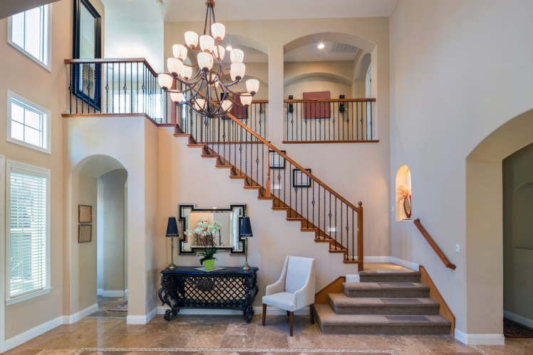 How To Decorate An Awkward Staircase Reliable Remodeler