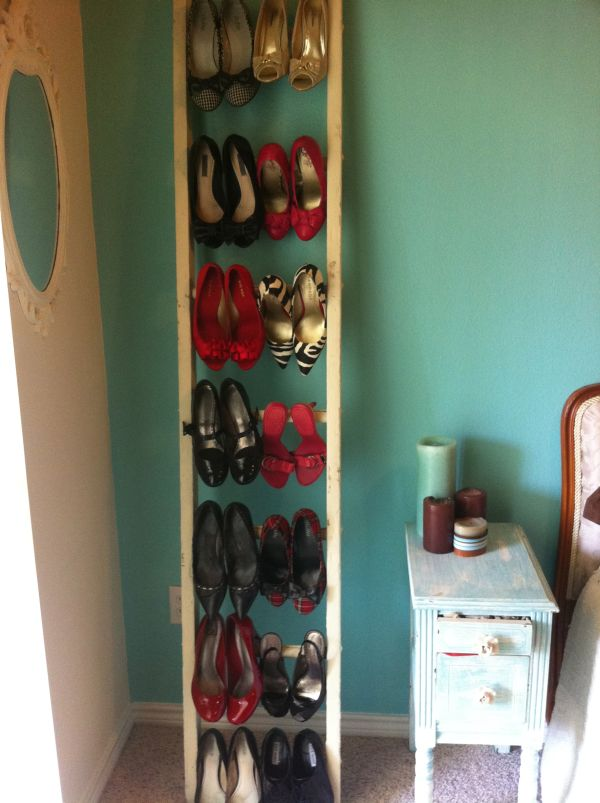 15 home d cor hacks that will instantly improve your home reliable remodeler - Shoe racks for small spaces collection ...