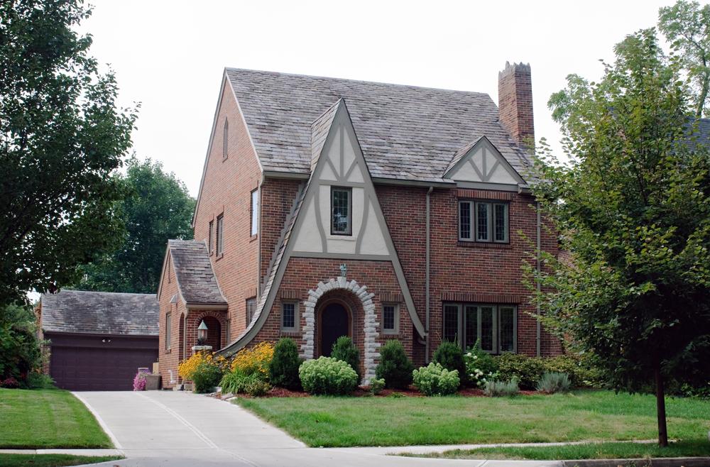 unique facade