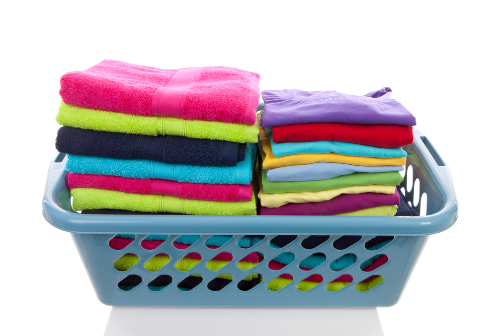 Give Each Person in Your Family Their Own Laundry Basket