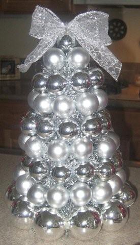 The Christmas-Tree Centerpiece