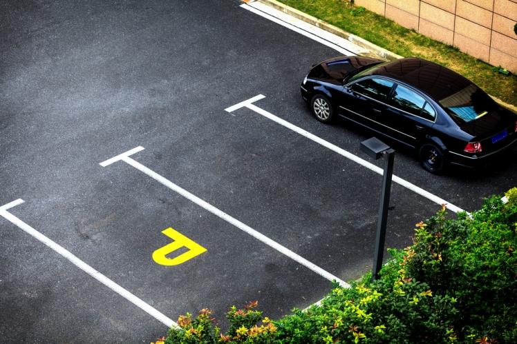 Save your best parking spots