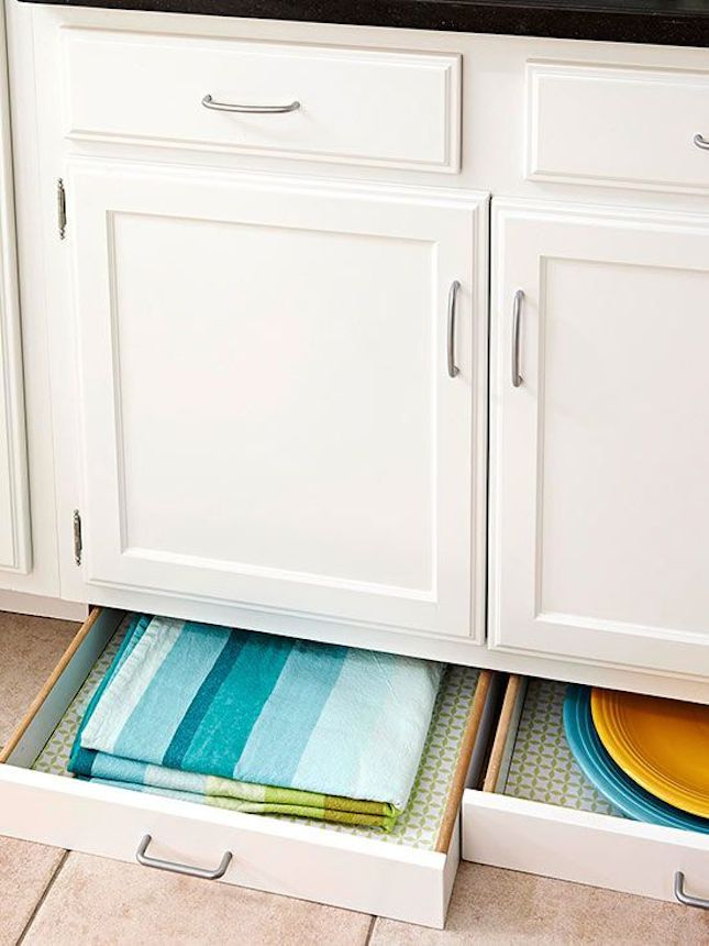 10 hacks to maximize your kitchen cupboard space Maximize kitchen storage
