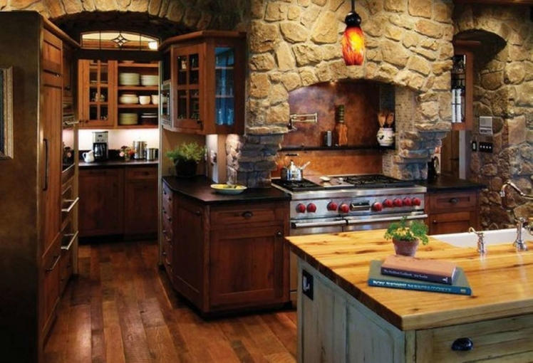 Incorporate stone elements