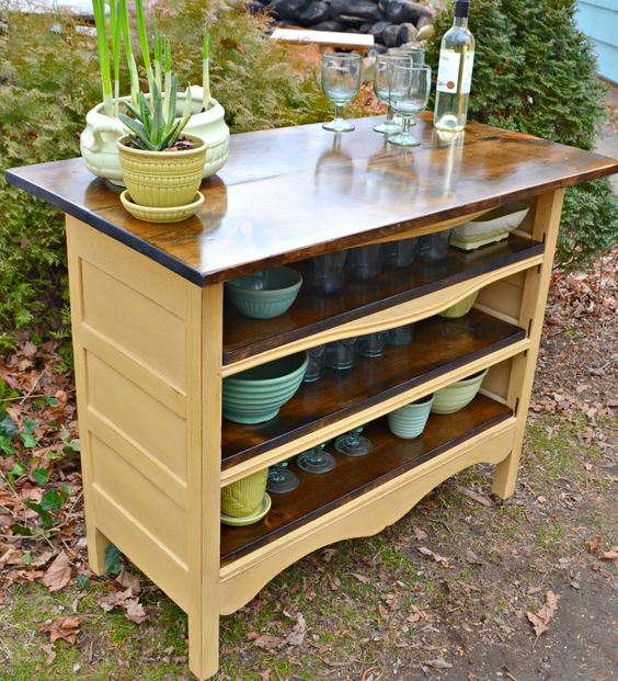 kitchen-island-dresser-yellow