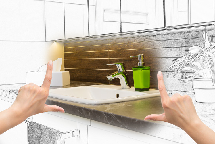 Makeover Your Bathroom without Renovating