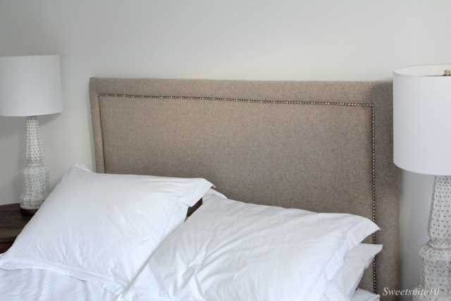 create upholstered headboard 2
