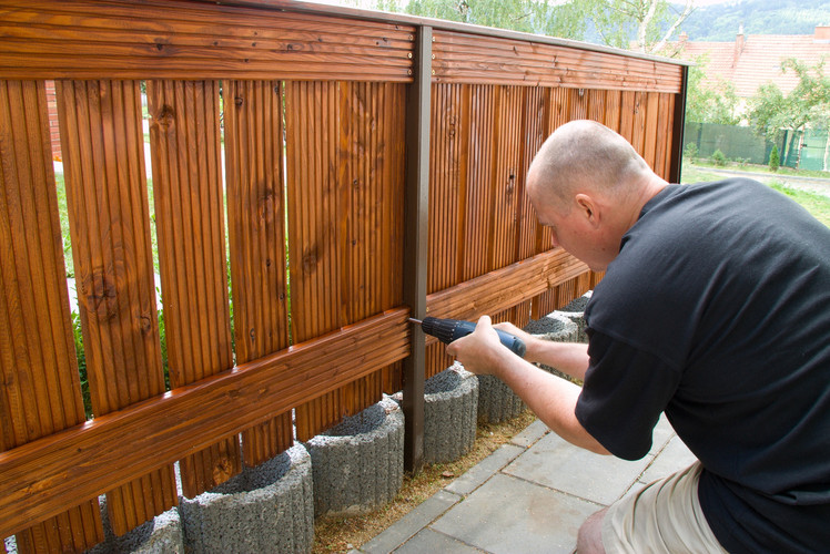 Get Your Fencing in Shape