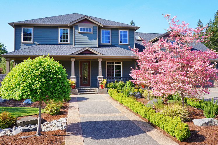 Improve your house's curb appeal