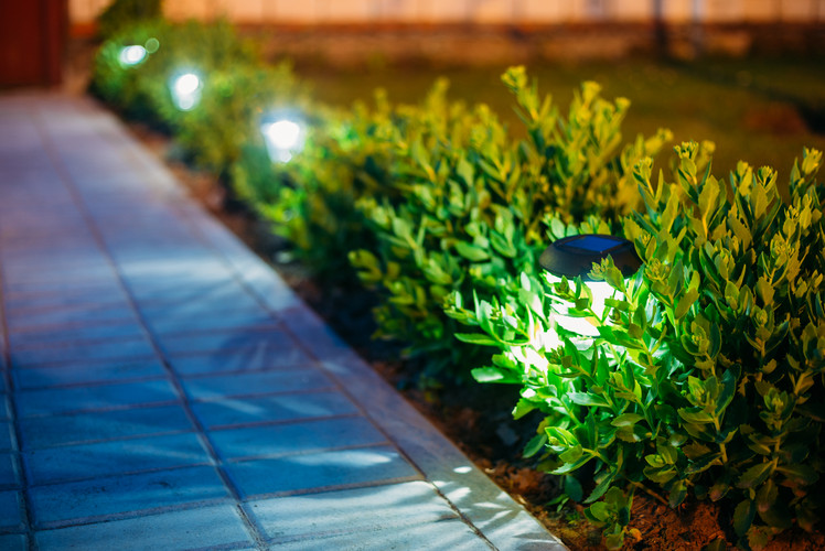 Install Outdoor Lighting