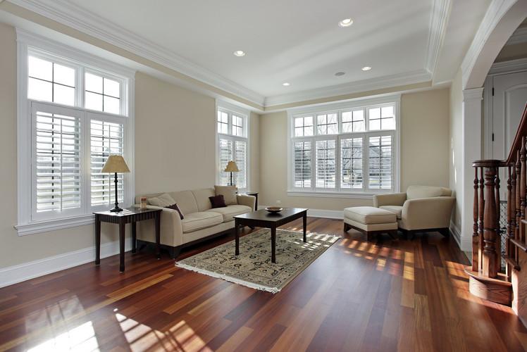Use natural flooring