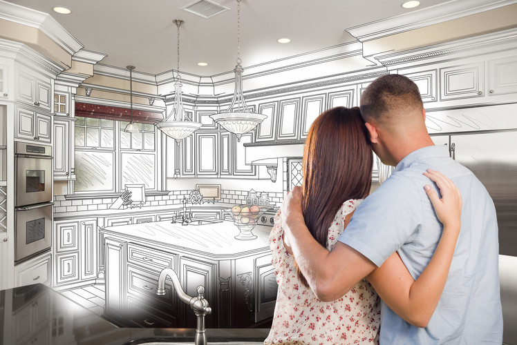 Redoing Kitchen