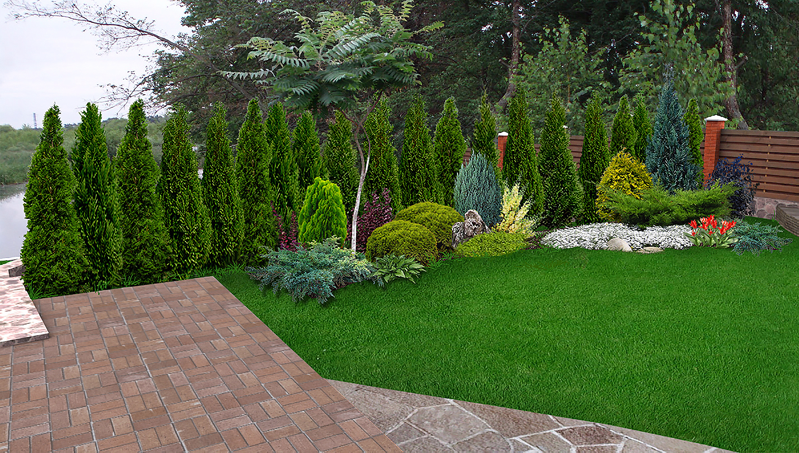 Ways to add privacy to your backyard space reliable for How to add privacy to backyard