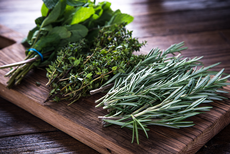 Barbecue Herbs