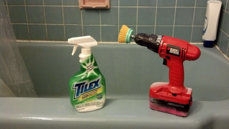 Build a cleaning drill