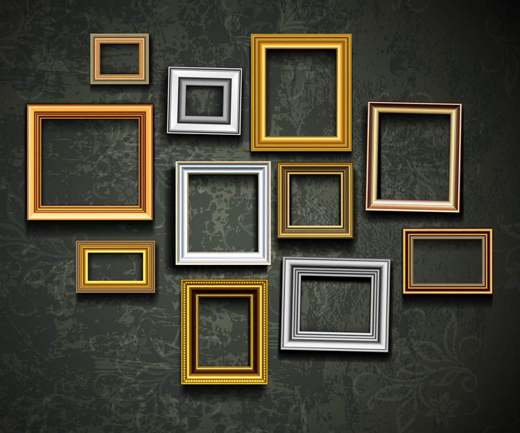 Express your creativity with unique frames