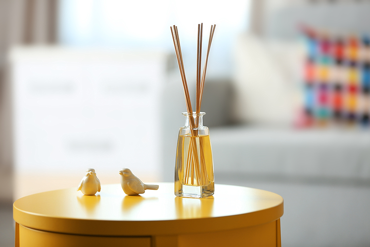 how to make homemade reed diffusers