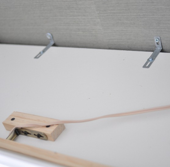 Secure Shelves are important for a baby proof home