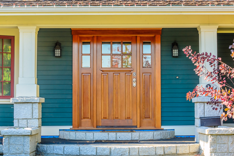 Investments that boost your home's value start at the front door