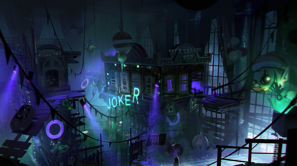 #12 The Joker's Ha-ha-Hacienda, Batman