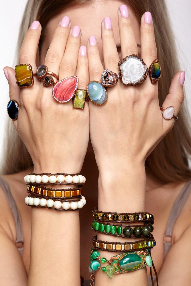 #3 Statement Jewellery