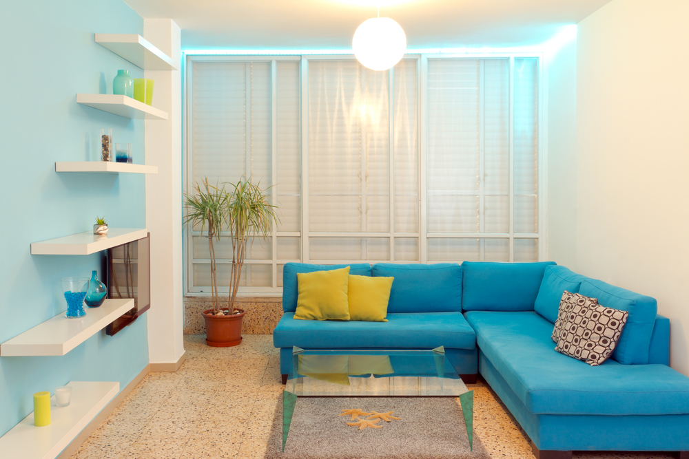 #4 Rearrange furniture