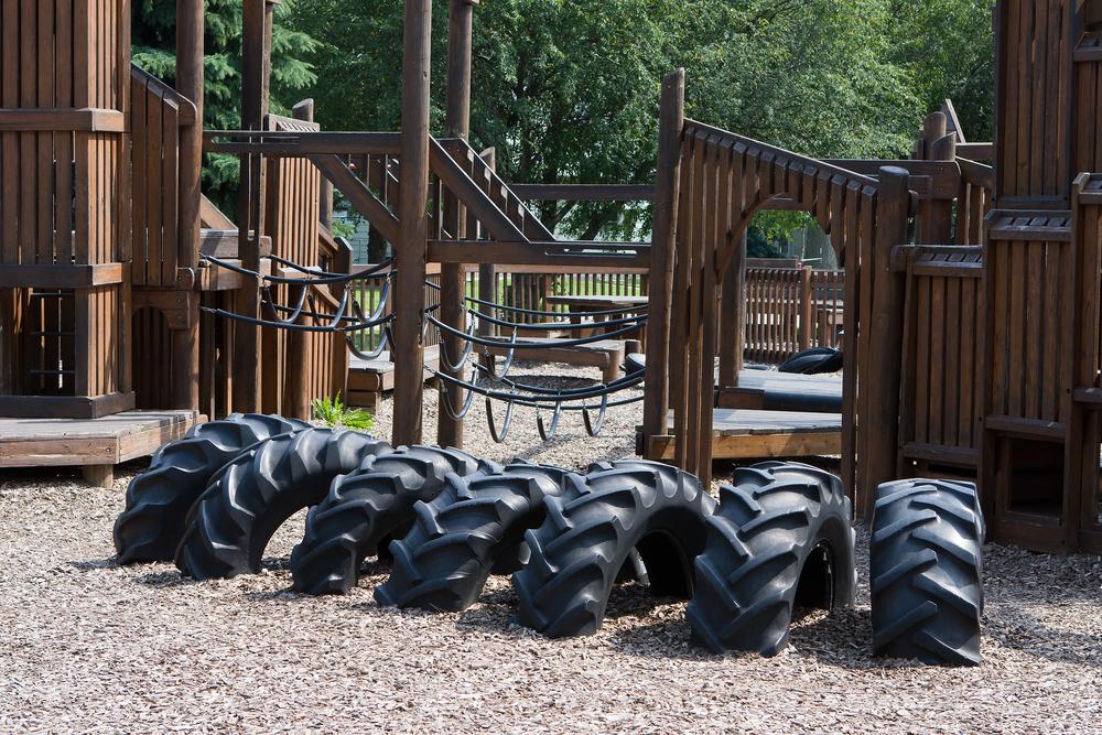 #8 Adventure Playground