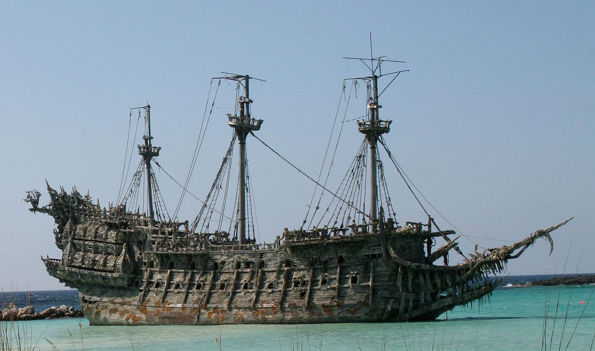 #9 The Flying Dutchman, Davy Jones