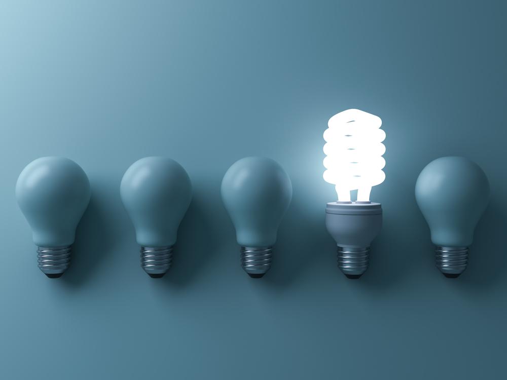 #1 Energy Efficient