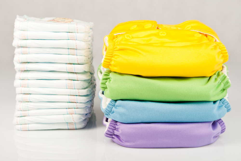#10 Cloth Diapers