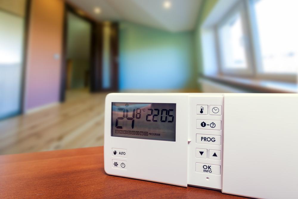 #2 Air Con & Heating Control