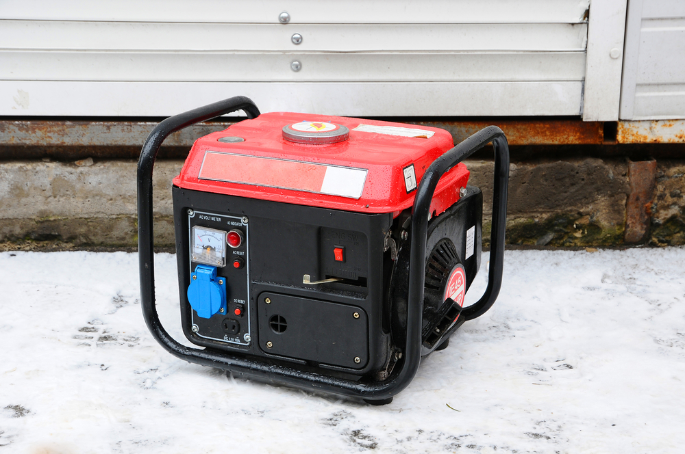 #2 Back-up Generators