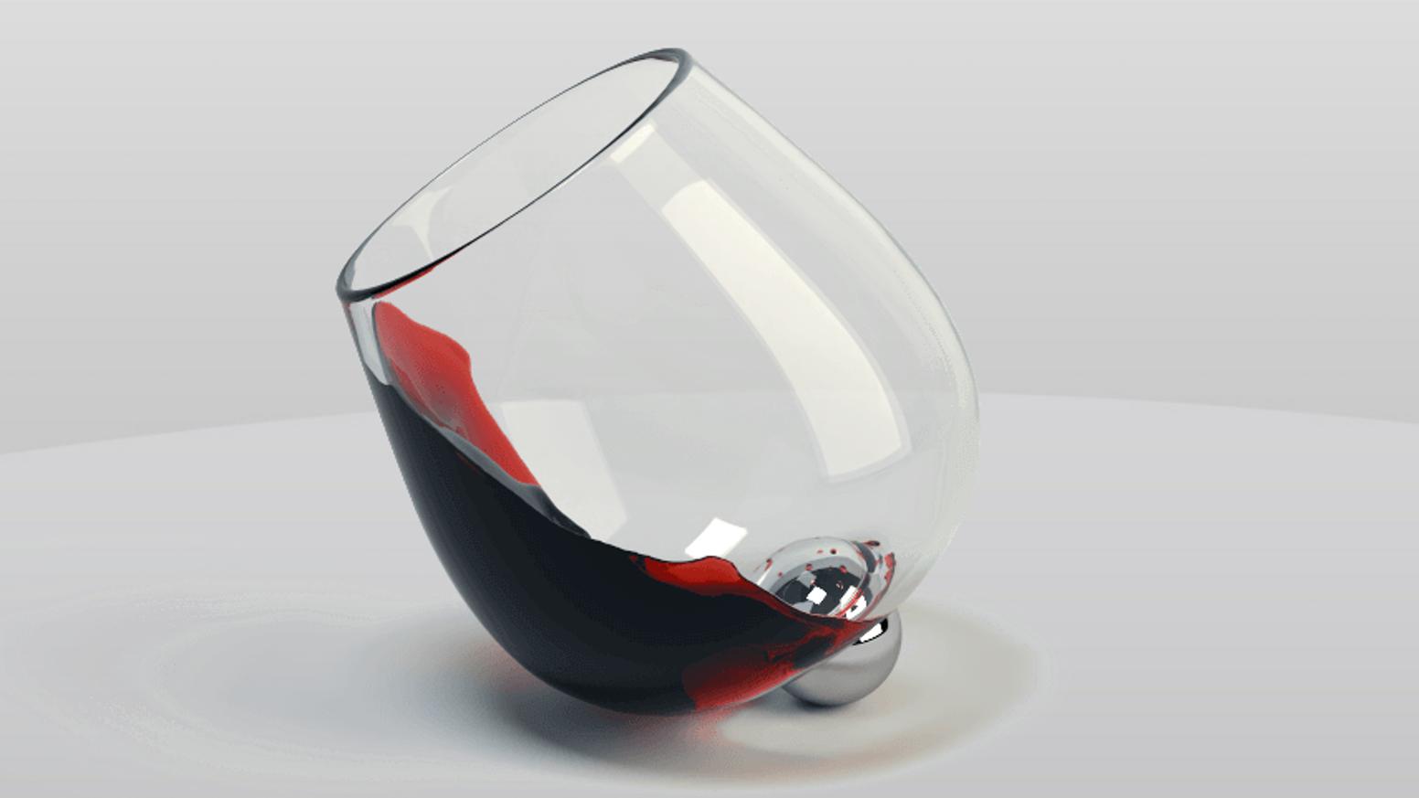 #5 Non-Spill Glasses
