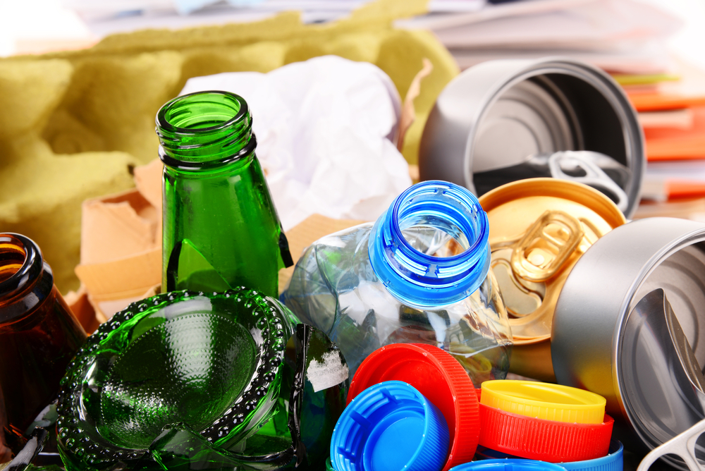 #5 Recycle and Reuse