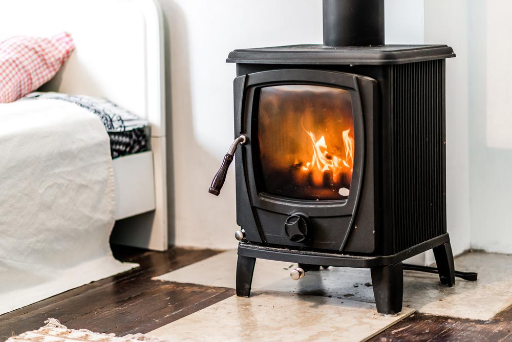 #5 Wood-Burning Stove