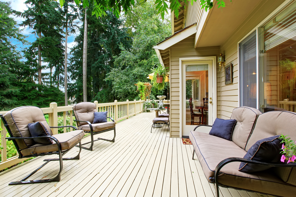 #7 Sunroom and Decking