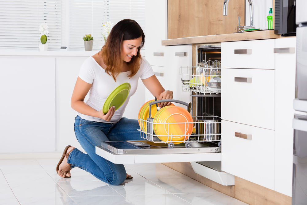 #5 Dishwasher Duties