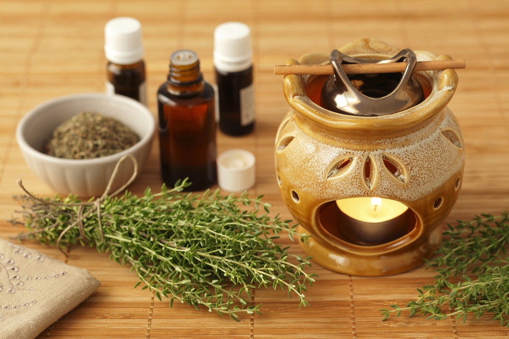 #11 Aromatherapy