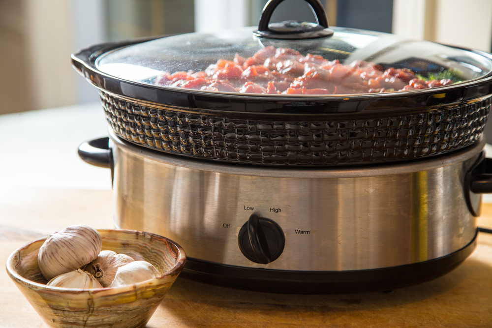 #4 Slow Cooker