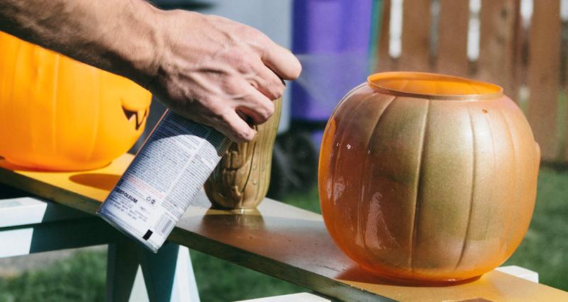#5 Pumpkin Buckets