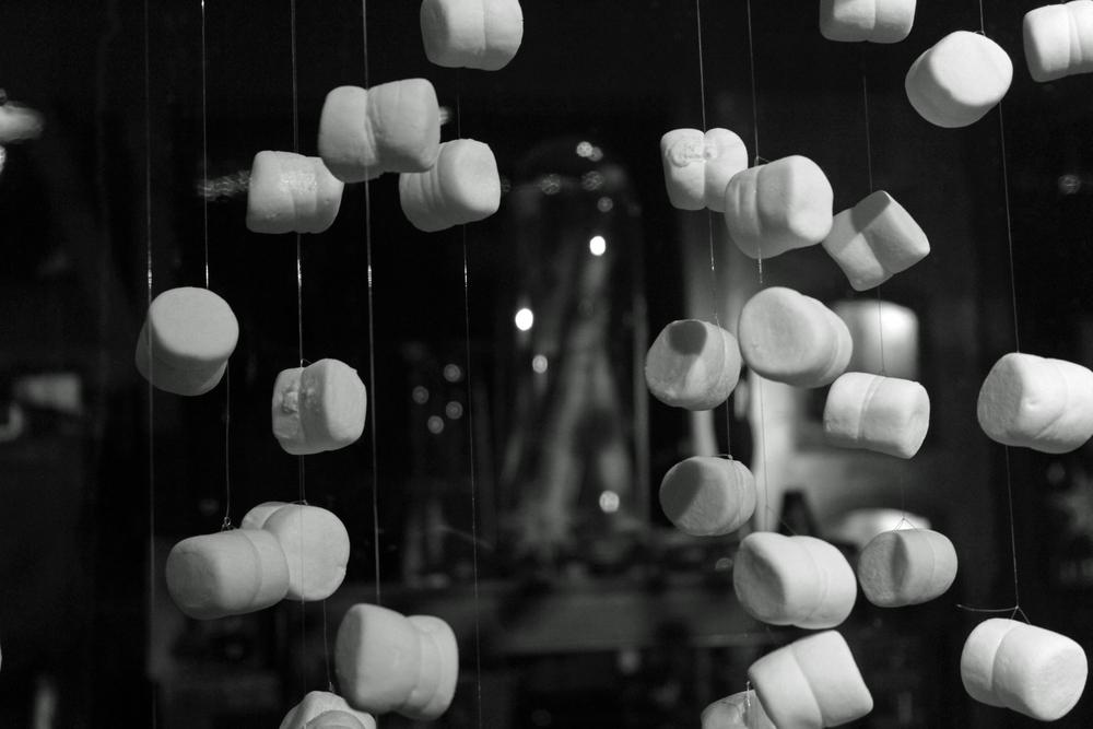 #11 Marshmallow Snow Decorations