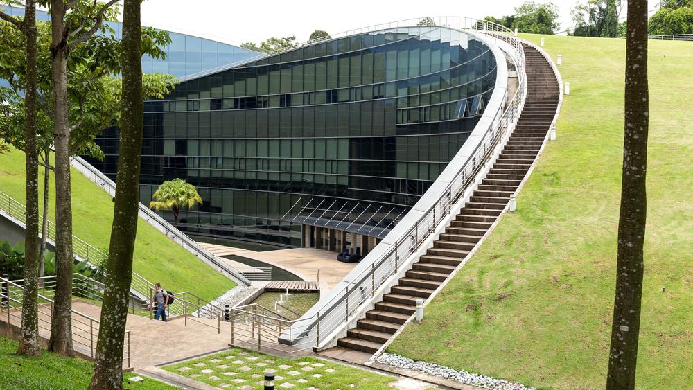 #3 The Nanyang Technological University