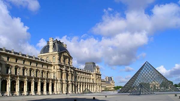 Le Louvre Paris France